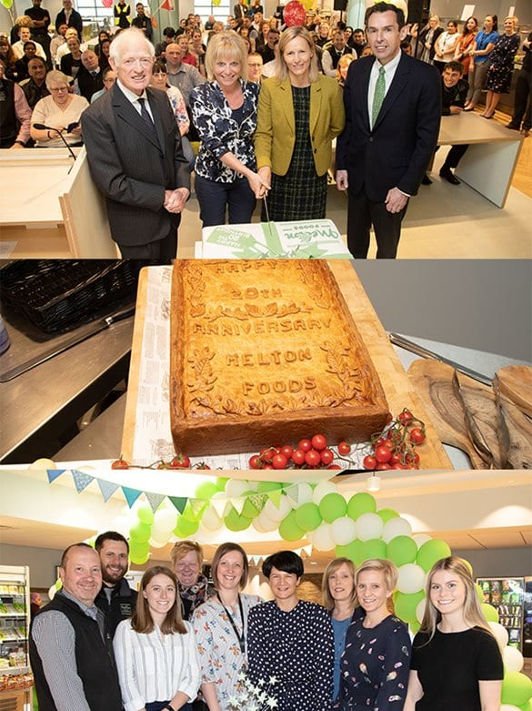 Melton Foods Celebrate 20 years in Business