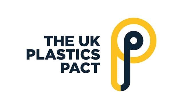 Logo of UK Plastics Pact