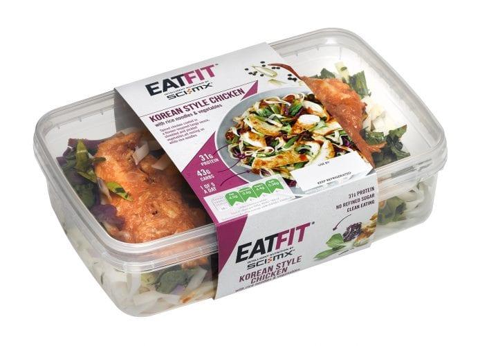 Eat Fit Packaging